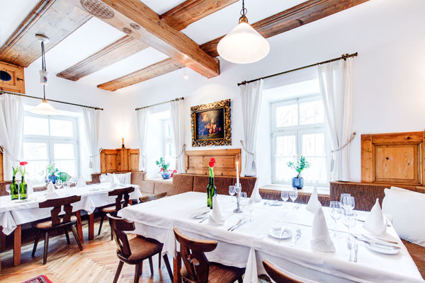 Our Restaurant - Kulmer Fisch