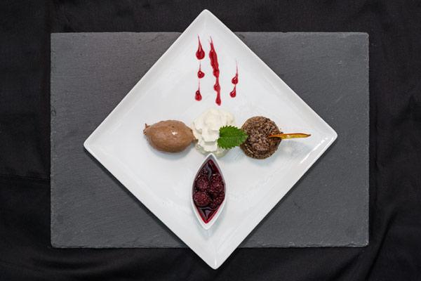 Desserts & Käse - Kulmer Fisch