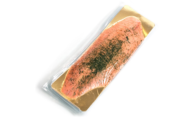 Dill-Cured Salmon  - Kulmer Fisch
